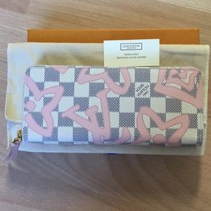2017 limited edition Tahitienne zippy wallet
